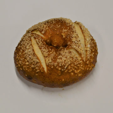 The Pretzel Bagel