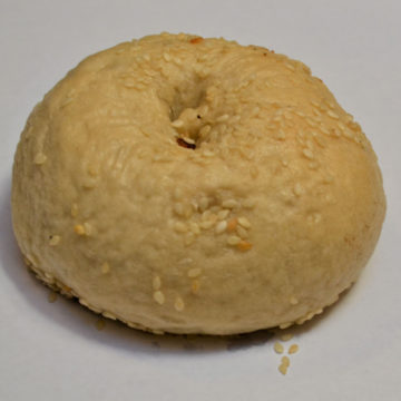 The Sesame Seed Bagel